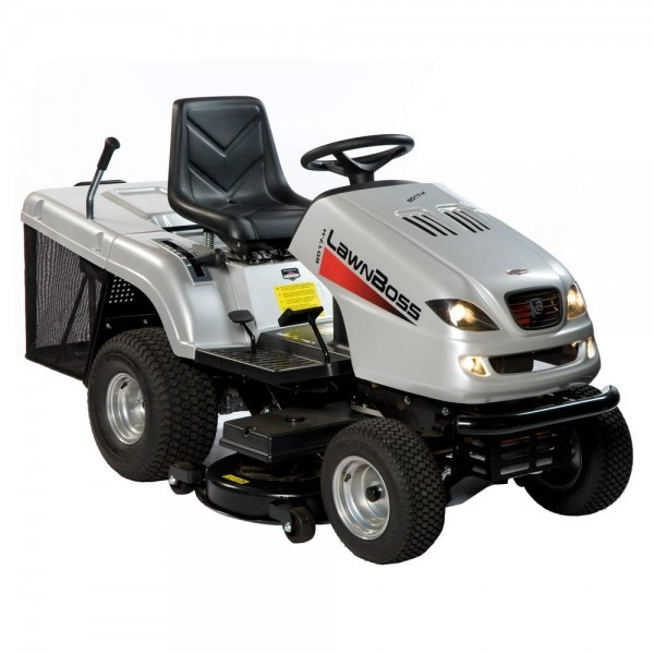 tracteur autoport tondeuse 17 5 cv 102 cm lawnboss. Black Bedroom Furniture Sets. Home Design Ideas