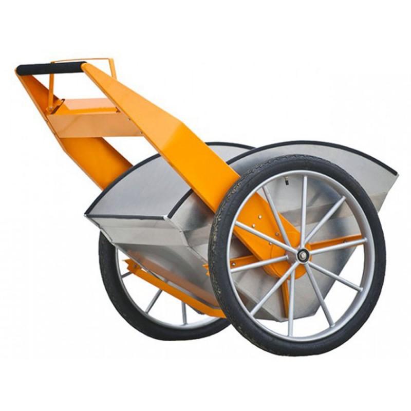 brouette deux roues cartmate pour les services publics. Black Bedroom Furniture Sets. Home Design Ideas