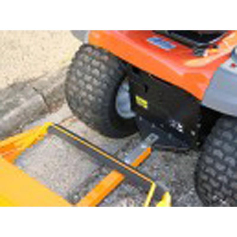timon pour tracteur pour brouette deux roues cartmate. Black Bedroom Furniture Sets. Home Design Ideas
