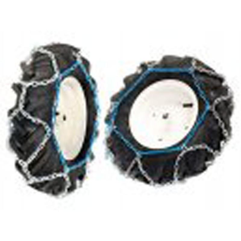 chaines de neige pour roue 400 10 pour motoculteur bertolini 411 jardinage motoculteurs. Black Bedroom Furniture Sets. Home Design Ideas