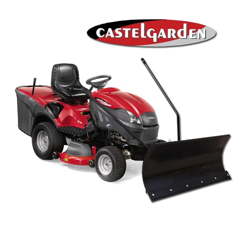lame chasse neige 118 cm pour tracteurs tondeuses castelgarden ebay. Black Bedroom Furniture Sets. Home Design Ideas