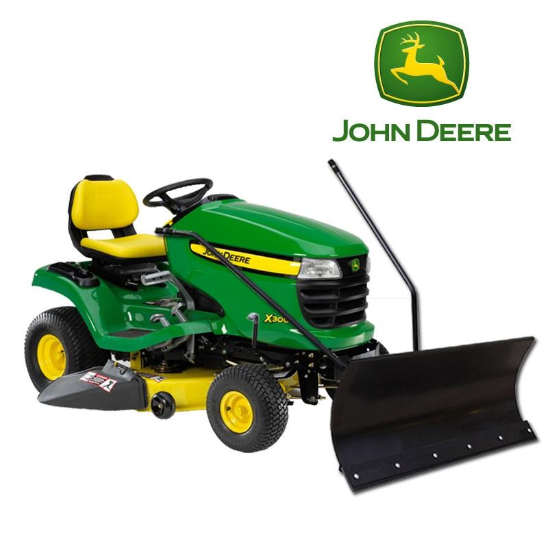 tracteurs autoport accessoires chasse neige lame chasse neige pour tracteurs tondeuses john. Black Bedroom Furniture Sets. Home Design Ideas