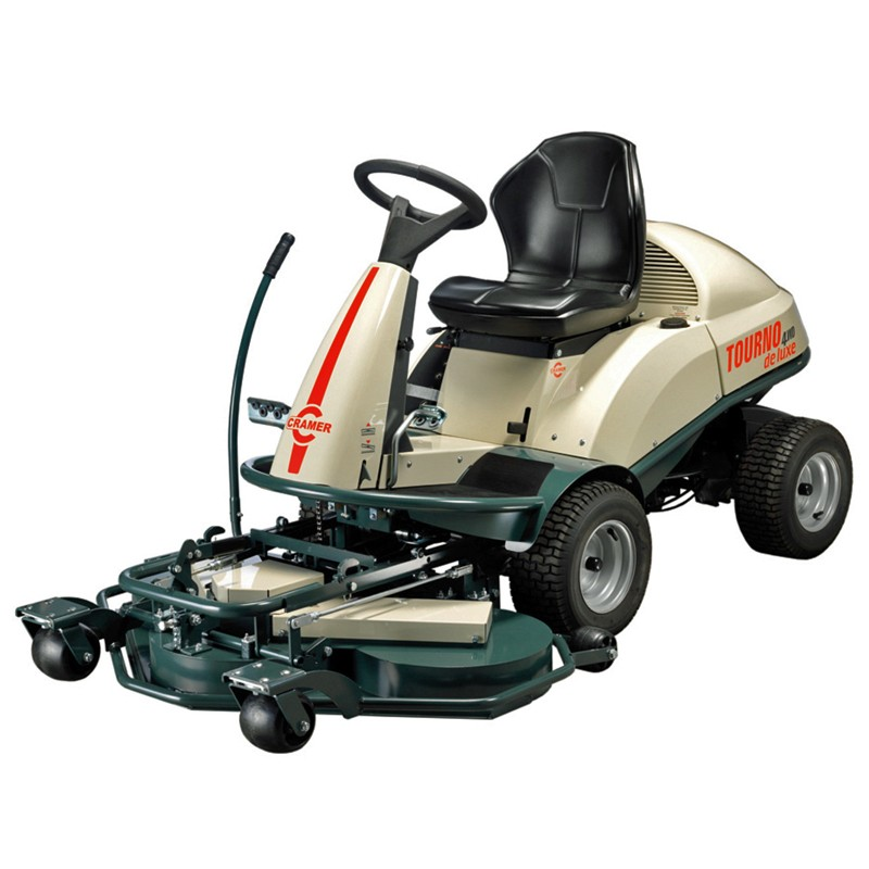 Tracteur tondeuse autoport e coupe frontale cramer tourno 115 deluxe jardinage tracteurs - Tondeuse autoportee coupe frontale ...