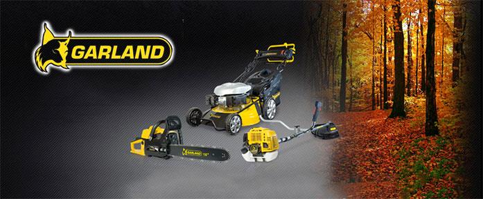 Garland, une gamme complète de matériel de jardinage