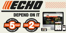 Echo : Depend on it !