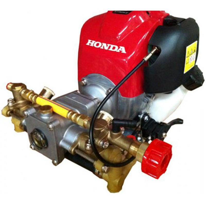 pompe piston moteur honda gx25 30 bar pompes eau groupe pompe thermique. Black Bedroom Furniture Sets. Home Design Ideas