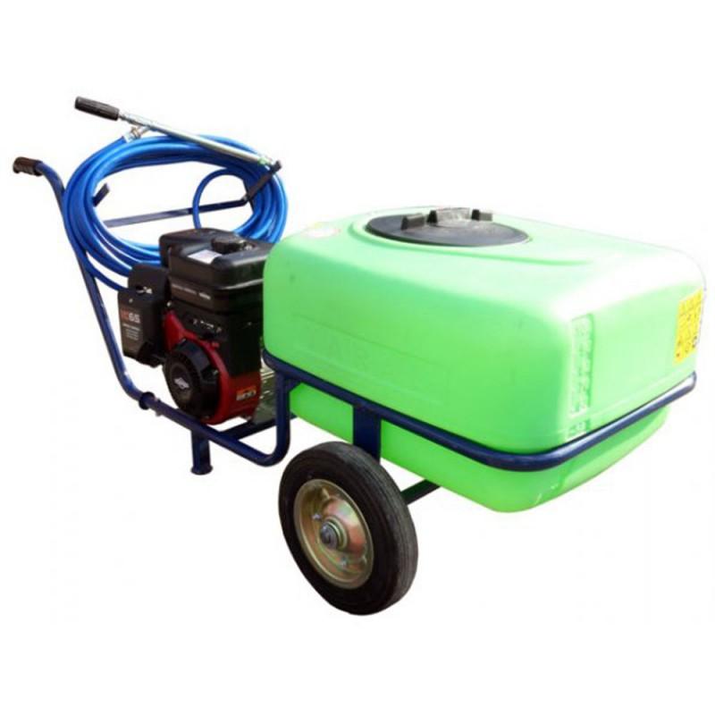 pulv risateur lectrique sur 2 roues taral 100 litres. Black Bedroom Furniture Sets. Home Design Ideas