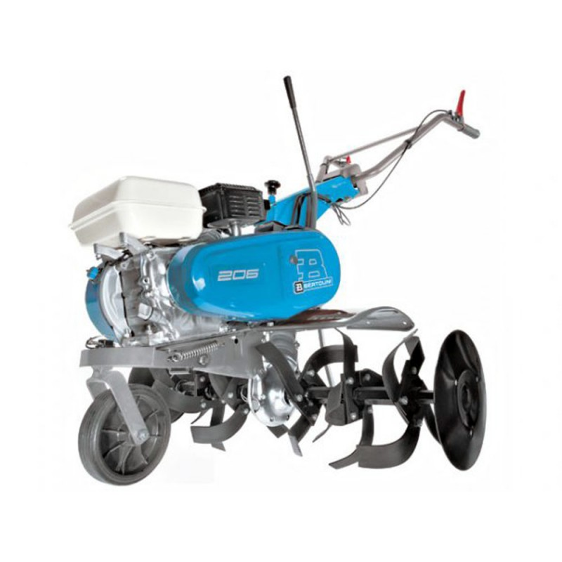 motobineuse bertolini 206 honda gx 160 jardinage. Black Bedroom Furniture Sets. Home Design Ideas
