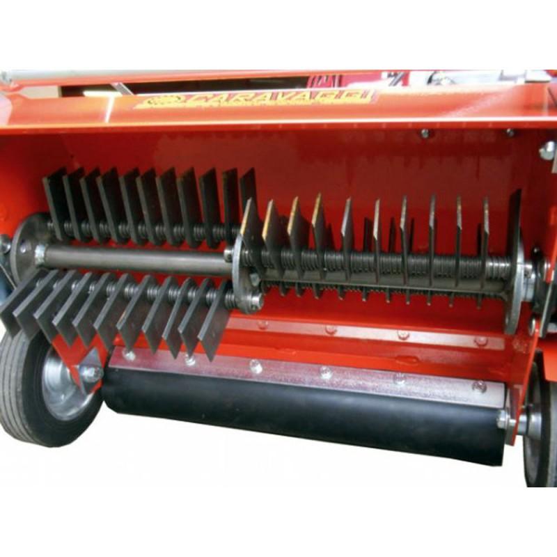 scarificateur termique caravaggi ario 50m moteur honda jardinage scarificateurs scarificateurs. Black Bedroom Furniture Sets. Home Design Ideas