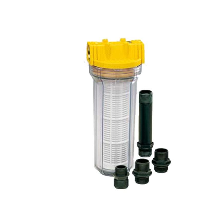 Al ko pr filtre 250 1 39 39 pour pompe groupe hydrophore et for Filtre pour pompe a eau