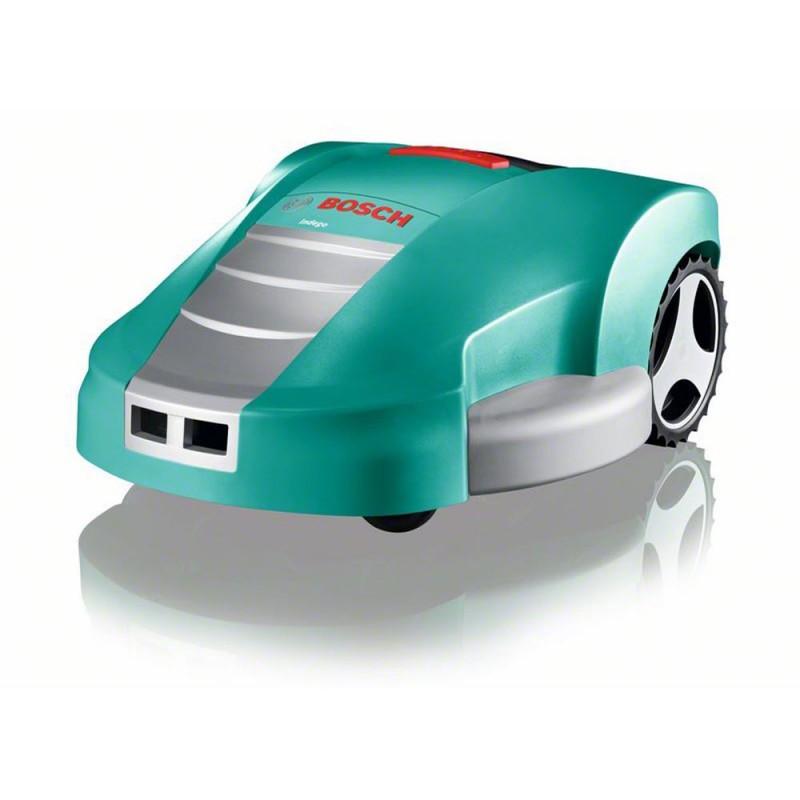 tondeuse robot sans fil bosch indego jardinage tondeuses tondeuses robots. Black Bedroom Furniture Sets. Home Design Ideas